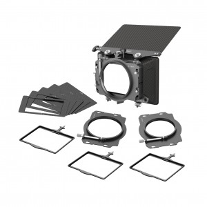 4 x 5.65 Clip-on Matte Box