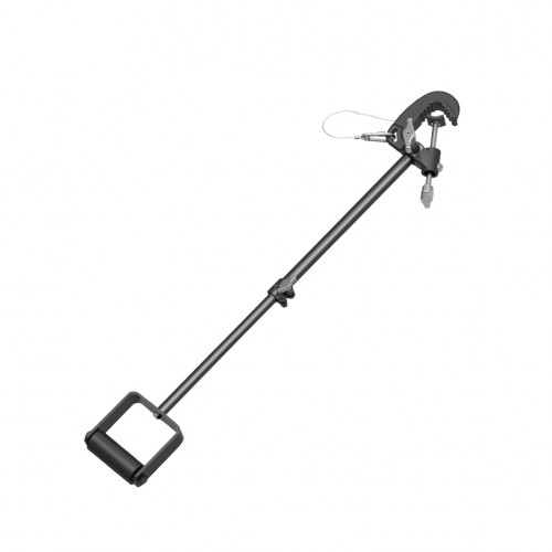 Lightweight Telescoping Hanger with Pipe Clamp & Stirrup Hanger