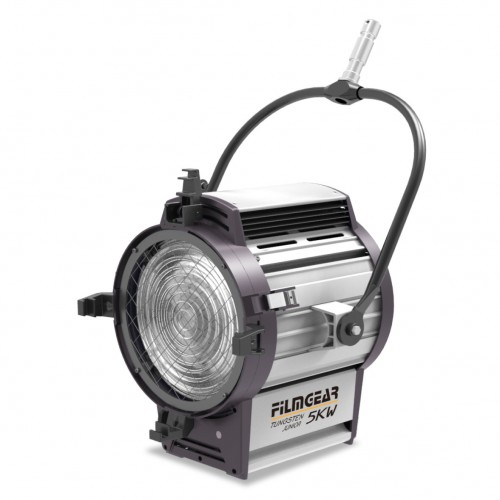 Tungsten Fresnel 5000W Junior